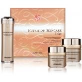 Набор антивозрастных средств с пептидами Jungnani Hyper Facial Nutrition Skincare 3 System