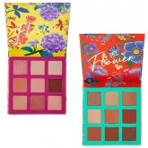 Палетка теней It's Skin Be A Flower Palette