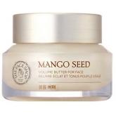 Антивозрастной крем для лица на основе масла манго The Face Shop Mango Seed Volume Butter For Face
