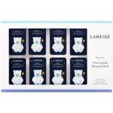 Витаминная ночная осветляющая капсульная маска Laneige White Dew Vita Capsule Sleeping Mask
