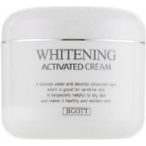 Осветляющий крем для лица Jigott Whitening Activated Cream