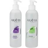 Масло для ухода за кожей после депиляции Aravia Professional Oil Post-Epil