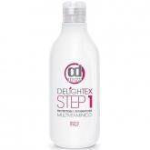 Мультивитаминный защитный эликсир при осветлении волос Constant Delight Delightex Step 1