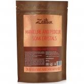 Соль для маникюра и педикюра восстанавливающая» Zeitun Manicure and Pedicure Soak