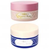 Гель-кондиционер лица с экстрактом дамасской розы Meishoku Organic Rose Skin Conditioner Gel