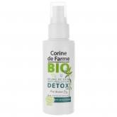 Увлажняющий спрей для лица Детокс Био Corine De Farme Bio Detox Spray