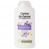 Разглаживающий шампунь с экстрактом хикамы Corine De Farme Disciplinant Smoothing Shampoo