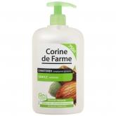 Бальзам-ополаскиватель мягкий с миндалем Corine De Farme Gentle Conditioner