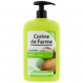 Мягкий шампунь с миндалем Corine De Farme Gentle Shampoo