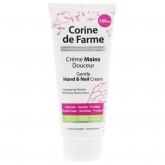Нежный крем для рук и ногтей Corine De Farme Gentle Hand And Nail Cream
