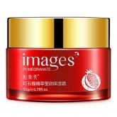 Крем для лица с экстрактом граната Images Pomegranate Cream