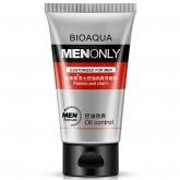 Пенка для умывания мужская Bioaqua Men Only Cleansing Foam