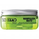 Матовая мастика для волос сильной фиксации TIGI Bed Head Manipulator Matte