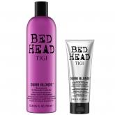 Кондиционер-маска для блондинок TIGI Bed Head Dumb Blonde Conditioner