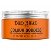 Маска для окрашенных волос TIGI Bed Head Colour Goddess Mask