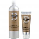 Мятный кондиционер для волос TIGI Bed Head For Men Clean Up Peppermint Conditioner
