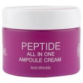 Ампульный крем с пептидами Ekel All In One Ampoule Cream Peptide