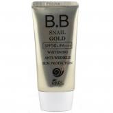 ББ крем солнцезащитный Ekel BB Cream Snail Gold SPF50+ PA+++