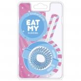 Резинки для волос Eat My Bobbles Blueberry Pop Scrunchy