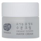 Крем увлажняющий с пептидами Whamisa Organic Flowers Water Cream Natto Gum Mini