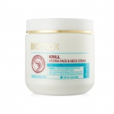 Увлажняющий крем для лица и шеи Biomax Krill Hydra Face and Neck Cream
