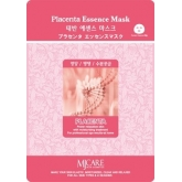 Листовая маска плацентарная Mijin Cosmetics Placenta Essence Mask