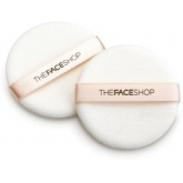 Пуховка для макияжа The Face Shop Daily Beauty Tools Round Rubber Puff