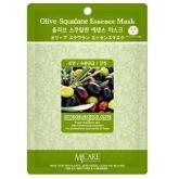 Листовая маска Mijin Olive Squalane Essence Mask