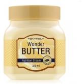Питательный крем с маслом карите Tony Moly Wonder Butter Nutrition Cream