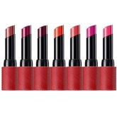 Матовая помада для The Saem Kissholic Lipstick S