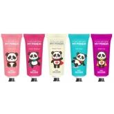 Ароматизированный крем для рук Baviphat Urban Dollkiss It's Real My Panda Hand Cream