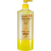 Гель для укладки волос с протеинами шелка Flor de Man Keratin Silkprotein Hair Gel