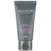 Очищающая маска для носа против черных точек A'Pieu Aqua Nature Blackhead Clean-Off Nose Pack