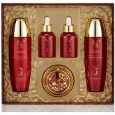 Набор средств на основе экстракта красного женьшеня Eunyul Red Ginseng Special Set