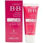 Солнцезащитный BB крем SPF50/PA+++ Lebelage 4 Season BB Cream SPF50/PA+++