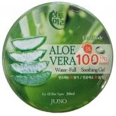 Увлажняющий алоэ-гель Juno Sangtumeori Aloe 100% Soothing Gel