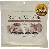 Маска для лица с маточным молочком и витамином С Alovivi Royal Jelly And Vitamin C Face Mask