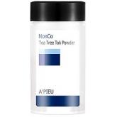 Противовоспалительная пудра с маслом чайного дерева A'pieu Nonco Tea Tree Tok Powder