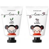 Тающий крем для рук с маслом Ши Karadium Soft Hand Cream