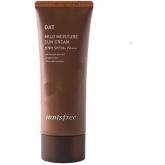 Увлажняющий солнцезащитный крем на основе экстракта овса Innisfree Oat Mild Moisture Sun Cream SPF50+/PA+++