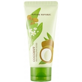 Скраб для ног с маслом кокоса Nature Republic Foot And Nature Coconut Smoothing Foot Scrub