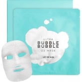 Кислородная маска для лица Let Me Skin Bubble Mask