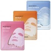 Листовая маска для лица The Saem Micro Skin Fit