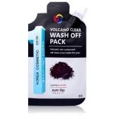 Очищающая маска с вулканическим пеплом Eyenlip Pocket Pouch Line Volcano Clear Wash Off Pack