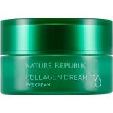 Крем для кожи вокруг глаз с коллагеном Nature Republic Collagen Dream 70 Eye Cream