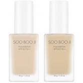 Тональный флюид для комбинированной кожи A'Pieu Soobooji Foundation SPF30/PA++