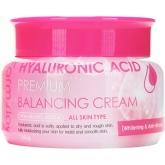Крем с гиалуроновой кислотой FarmStay Hyaluronic Acid Premium Balancing Cream