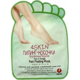 Пилинг-носочки 4Skin Fruit and Vinegar Foot Peeling Mask