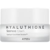 Глубокоувлажняющий крем с 4 видами гиалуроновой кислоты A'Pieu Hyaluthione Soonsoo Cream