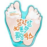 Пилинг-носочки для ног с растительными экстрактами A'Pieu Soft Foot Peeling Socks